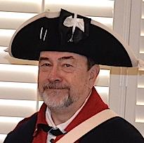 Ken Luckey, Secretary, Mecklenburg Chapter, North Carolina SAR
