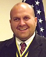 Geoff Pittard - Chapter President, Halifax Resolves Chapter