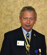 James R. Cook - Chapter President, Blue Ridge Chapter
