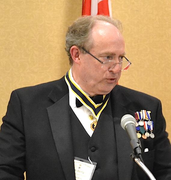 Tim Berly - State President