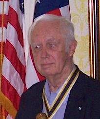 Wayne Davis, president, COL Alexander Erwin chapter, North Carolina SAR