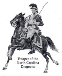 Trooper of the NC Dragoons