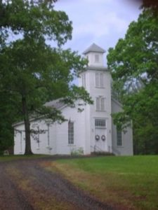 Historic Huntsville Methodist Church