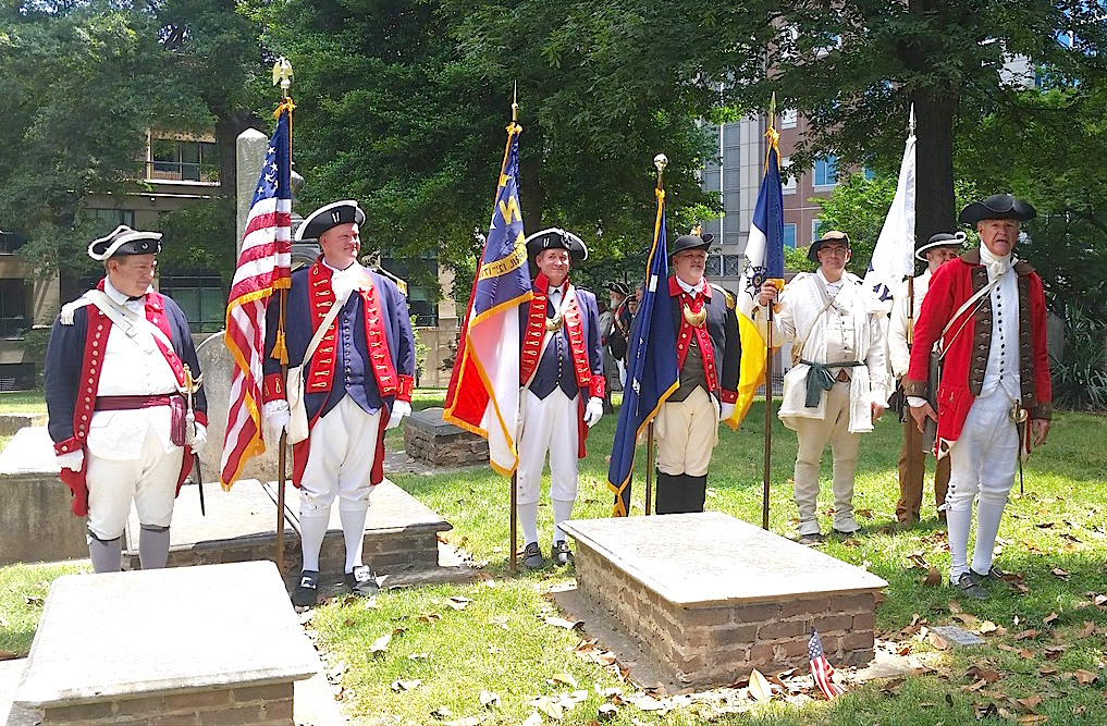 2015 Annual Commemoration of the Signing of the Mecklenburg Declaration of Independence