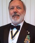 George K. Strunk - Chapter President, General George Washington Chapter