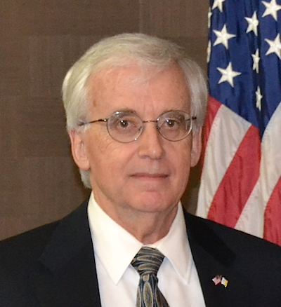 Bill Anderson, Historian, Mecklenburg Chapter, North Carolina SAR