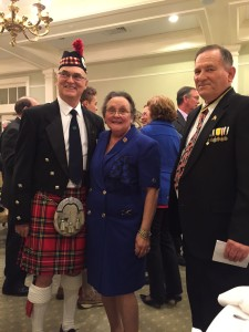 George Washington Dinner Lower Cape Fear Chapter