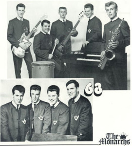 The Monarchs 1963as