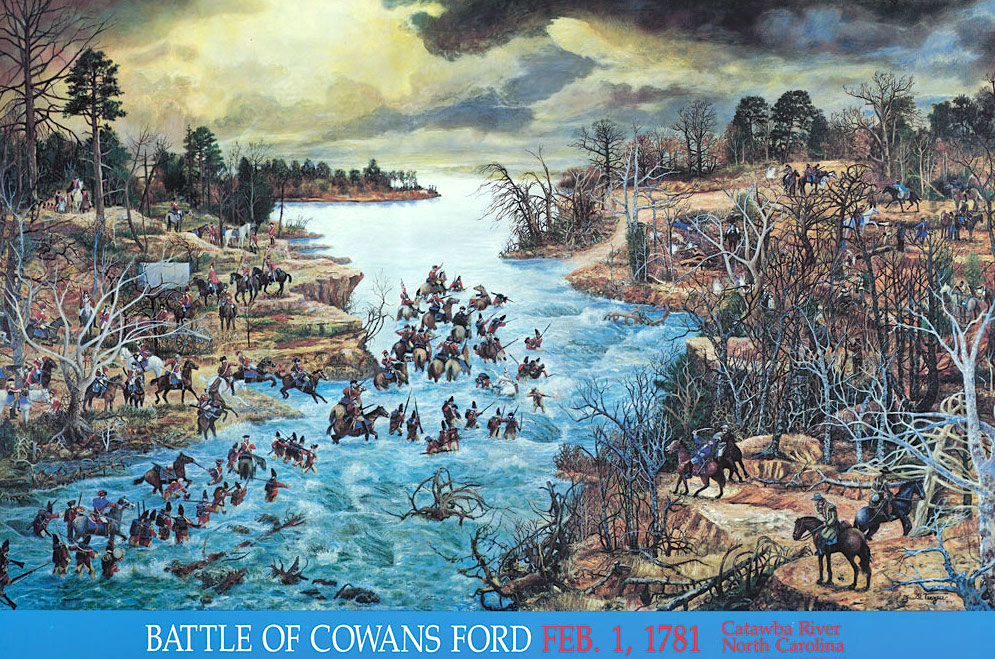 Join the Mecklenburg chapter for The Night Before Cowan's Ford Dinner on January 27 2017 at 5:30pm at the River Run Country Club in Davidson, NC.