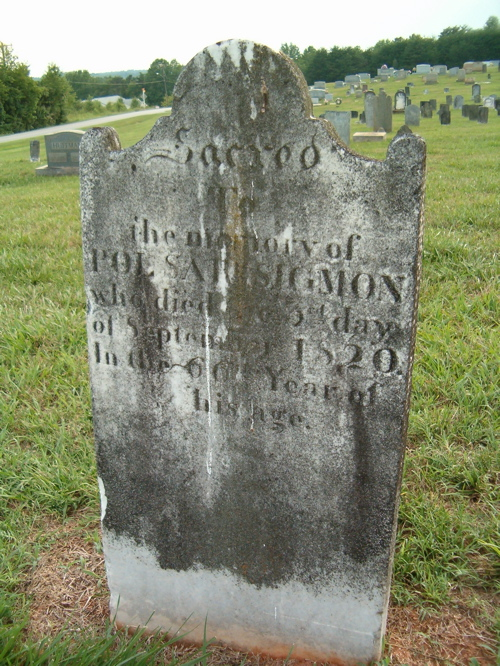 Patriot grave marking service for Polsar Sigmon at St Johns Lutheran Church in Conover, NC at 11:00am on December 3 2016.