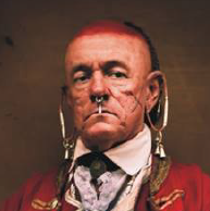 Revolutionary War Cherokee Chief Attakullakulla will be the special guest on September 14 2017 with the Mecklenburg SAR chapter in Charlotte.
