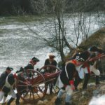 The Virginia SAR invites you to the 238th Anniversary of the Crossing of the Dan River on February 16 2018 beginning at 10am in South Boston, VA.